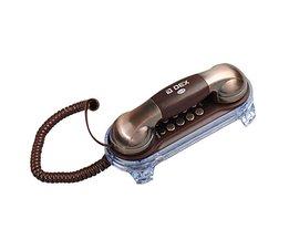 Retro Wall Phone