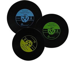Fashionable Music Poster Coasters
