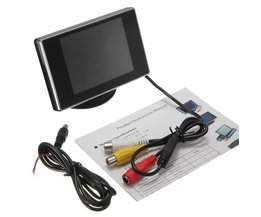 3.5 Inch LCD Monitor For Rear View Camera