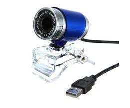 USB 2.0 Webcam 3.0 Megapixel