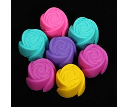 Silicone Bakeware Roses