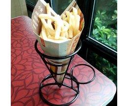 Holder For Puntzak Fries