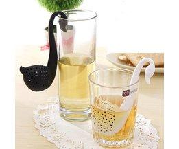 Teafilter Swan