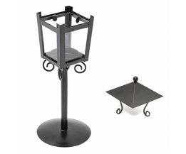 Black Lantern For Home Decoration