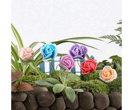Rose Art For Decoration