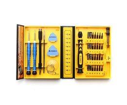 K-Tools Screwdrivers Set 38 Pieces