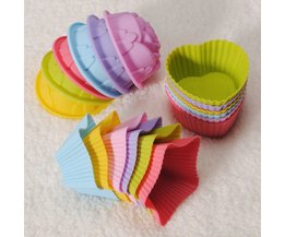 Tins Made From Silicone