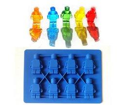 Ice Form Minifigures