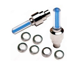 Valve LED Lights For Car, Motorcycle And Bicycle