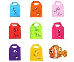 Foldable Shopping Bag Fish