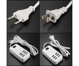 USB Charger With 6 Ports
