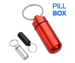 Pillbox And Key In One