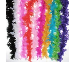 Feather Scarf