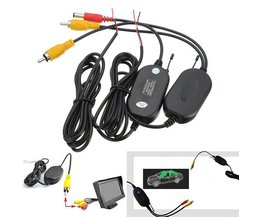 Transmitter And Receiver For Car Camera