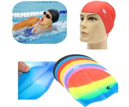 This Bathing Caps Keep You Dry Hair