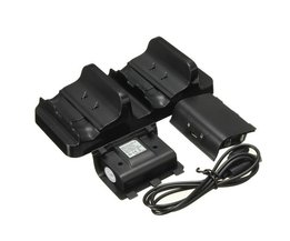 Charging System For Xbox One Two Controllers