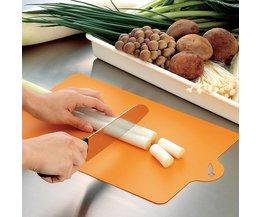 Plastic Flexible Cutting Board