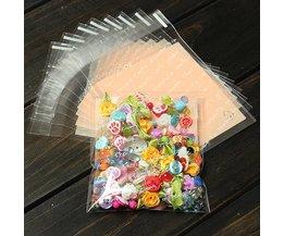 Clear 10Th Birthday Bags