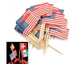50 Cocktail Flags