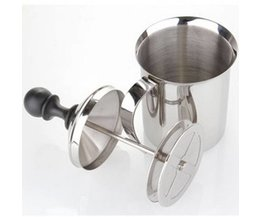 Milk Frother Stainless Steel