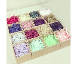 Stuffing Coloured Paper 100G