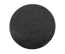 Adhesive Mat Car In Shape Of A Football