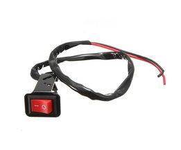 Light Switch For Headlight Motorcycle, ATV Quad Bike, Electric Car