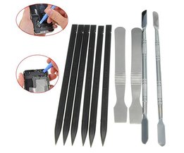 Tool Set For Smartphones And Tablets 10 Pieces