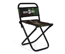 Folding Chair With Camouflage Color