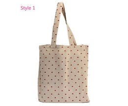 Canvas Bags With Imprint