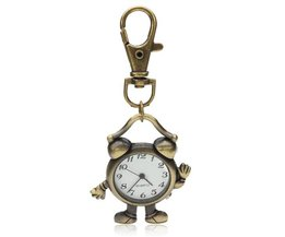 Vintage Pocket Watches With Keychain
