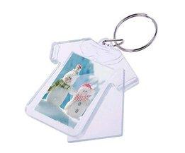 Photo Frame Keychain Shirt