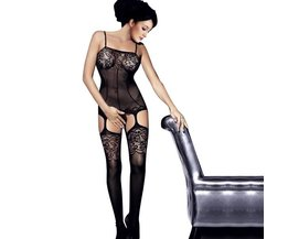 Sexy Black Bodystocking