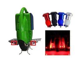 Emergency Lighting For Unicycle