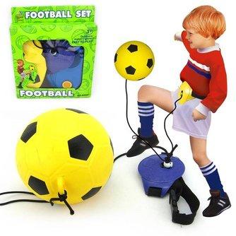 Football On Elastic For Kids
