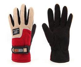 Fleece Gloves For Women