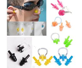 For Earplugs While Swimming