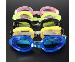 Swimming Goggles The Color Pink Blue And More