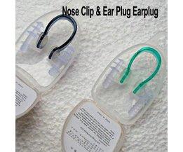 Swim Nose Clip Plus Earbuds