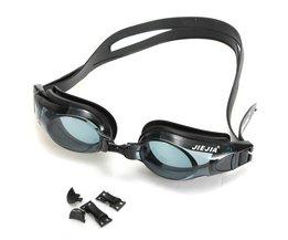 Stuff Swim Swimming Cap And Goggles