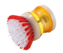 Dishwashing Brush Soap Dispenser