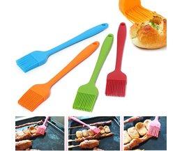 Multifunctional Kitchen Silicone Brush