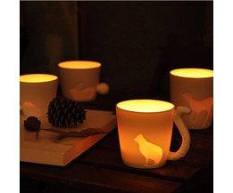 Tea Light Holder Animals
