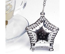 Tea Infusers With Star Design