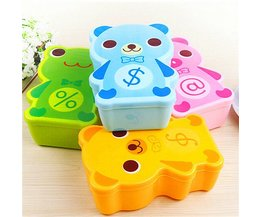 Cute Cartoon Lunchbox