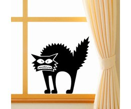 Window Decals Cat