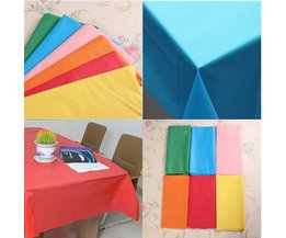 Beautiful Tablecloth In Pure Colours