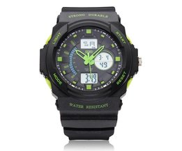 Waterproof Sport Watches In Different Colors