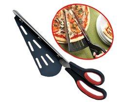 Pizza Scissors With Shovel