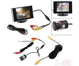 Rearview Camera With Monitor